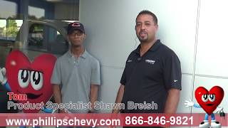 2018 Chevy Cruze - Customer Review Phillips Chevrolet - Chicago New Car Dealership Sales