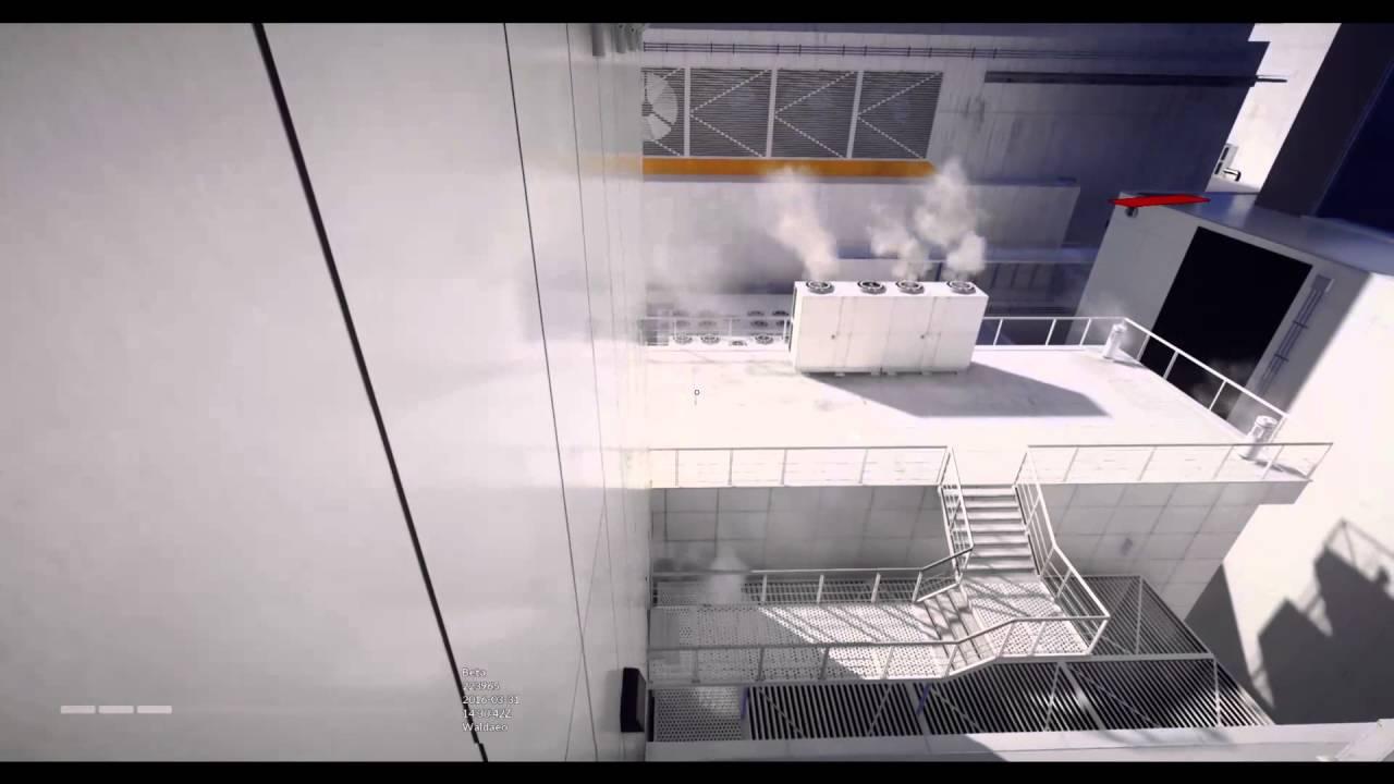Mirror\'s Edge Catalyst Billboard Hacking - YouTube