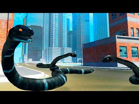 Snake Game  (jogo de cobra) Gameplay Android