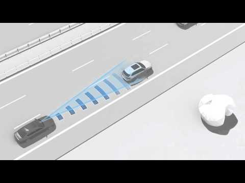 Frontal Collision Warning   BMW Genius How-To
