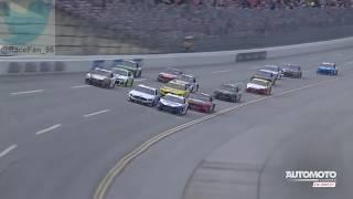 NASCAR Cup Series 2019_Manche 31_1000Bulbs.com 500_Course_2 derniers tours (en français - Automoto