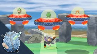 Mario Party 5 (Sweet Dream) - Part 2: Yoshi's Poor Eyeballs