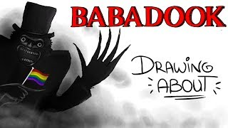THE BABADOOK | Draw My Life