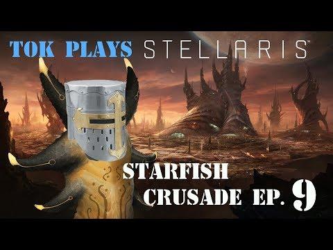 Tok plays Stellaris: Utopia - Deus Vult ep  9 - Limbo