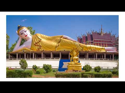 Thailand Major Tourist Attractions Central and North Photo Reportage