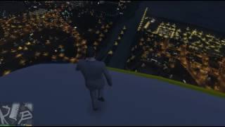 Highest Sea Dive Ever!! (GTA 5 Funny Moments)