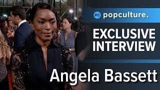 Angela Bassett - Mission: Impossible Fallout Exclusive Interview
