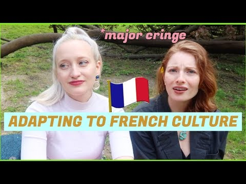 Making FRENCH FRIENDS as an expat *cringe* | Foreigners in Paris