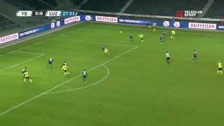 BSC Young Boys - FC Luzern 3:2 09.02.2013