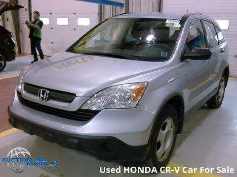 Used Honda CRV for Sale in USA, Shipping to Lebanon