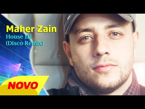 Maher Zain Insya Allah DJ House - Disco Remix 2015 (Official Video) [HD]