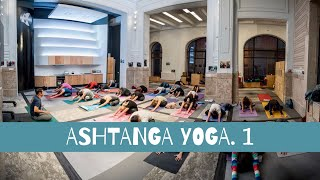What is ashtanga yoga and its​ background?