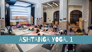 What is ashtanga yoga and its background?