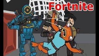 Fortnite PRO Squad vs Apex Legends #14