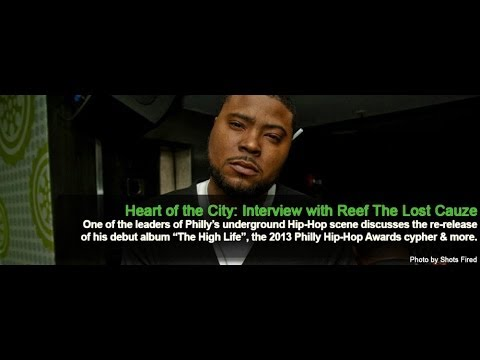 Reef The Lost Cauze (@LostCauze) Interview with Embassy: Interactive