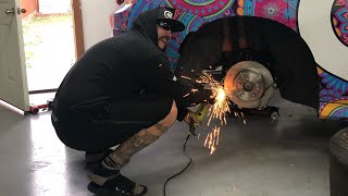 OMG I ACTUALLY WORKED ON MY CAR!!! *EMOTIONAL*(HELLCAT CHARGER 15 inch conversion install and tips) thumbnail