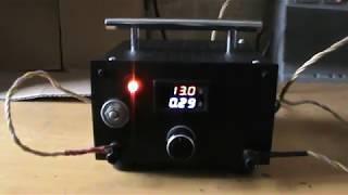 Avtomatik batareya dastlabki zaryad joriy 12 V batareya qo'lda sozlash bilan zaryadlovchi