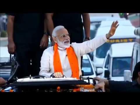 PM Shri Narendra Modi's roadshow in Bhubaneswar, Odisha : 16.04.2019