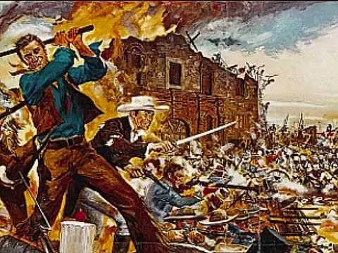 The Alamo Charge Of Santa Anna The Finalault Soundtrack You