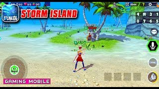 [Android/IOS] Storm Island (风暴岛) - First Gameplay