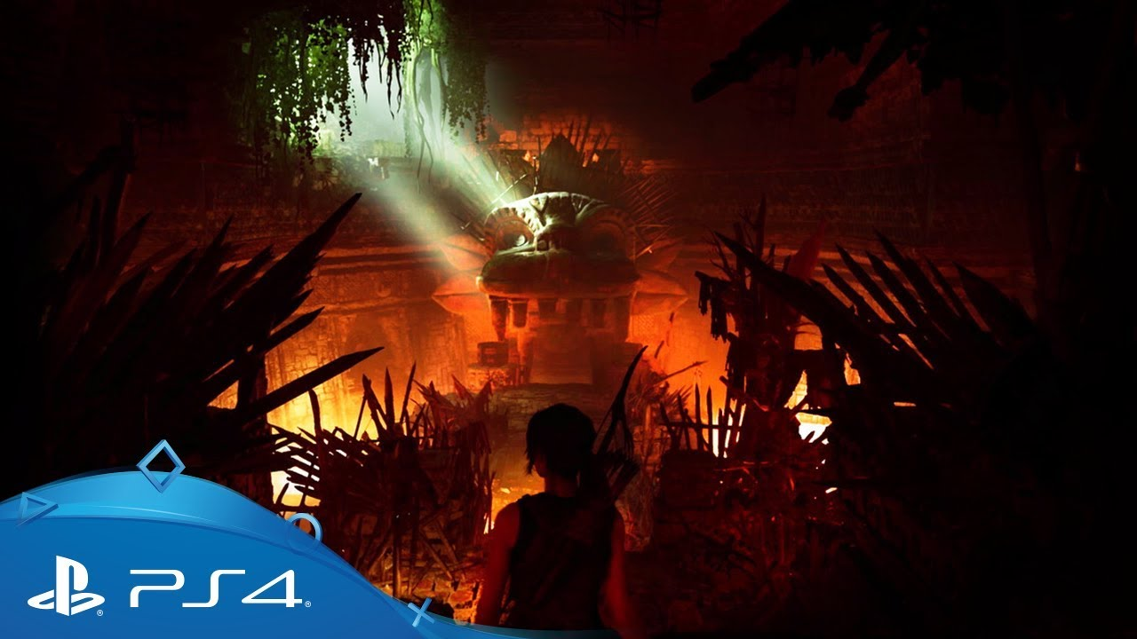 Shadow of the Tomb Raider | Deadly Tombs | PS4