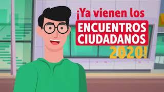 #EncuentrosCiudadanos en dibujitos