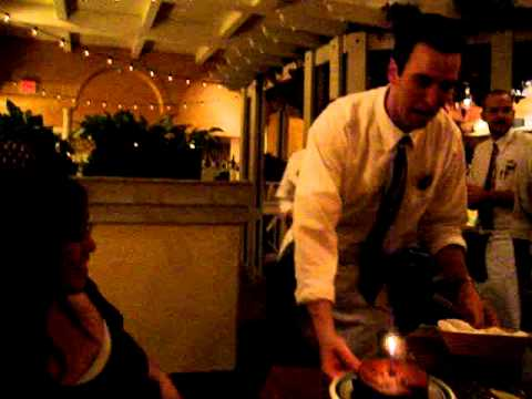 Olive Garden B-day song