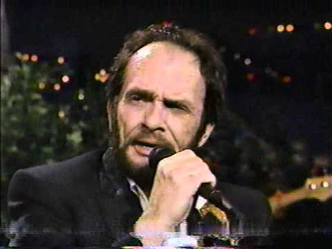 Merle haggard are the good times really over video