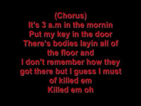 Eminem Dr West nd 3 a.m. Lyrics