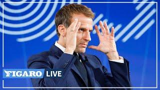 🔴 Nucléaire : Macron veut développer des réacteurs «de petites tailles» ☢️