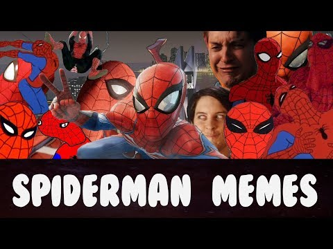 SPIDERMAN MEME COMPILATION