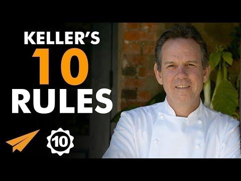 """""""CONSISTENCY Defines GREATNESS!"""" - Thomas Keller (@Chef_Keller) - Top 10 Rules"""