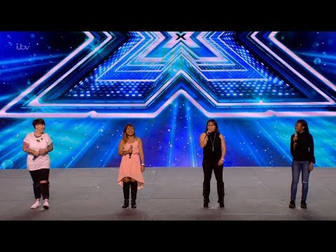 The X Factor UK Group 10 & 11 Bootcamp Full Clip S14E09