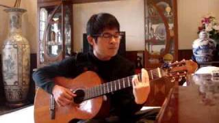 thuyen giay - cover ( duy tung )