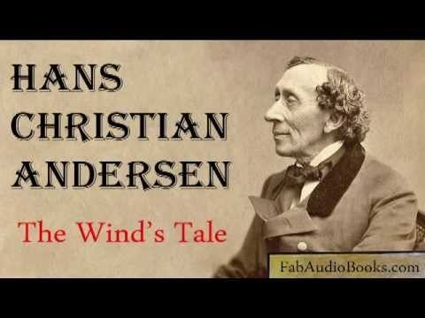 THE WIND'S TALE by Hans Christian Andersen - a fairy tale - Fab Audio Books
