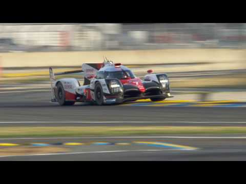 24 Hours of Le Mans 2017 - History in the Making