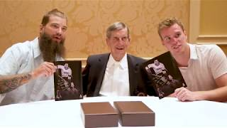 Brent Burns Meets Ted Lindsay