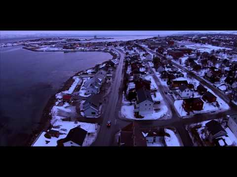 Vadsø by Air