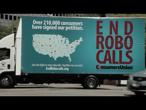 Consumers Union in Dallas, TX to End Robocalls