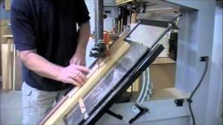 Woodworking - How To Cut Wood Inlay Banding Segments - Skills & Methods Tutorial