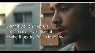 Gambar cover Zayn Malik ft. Sia - Dusk Till Dawn 2017 [HD]