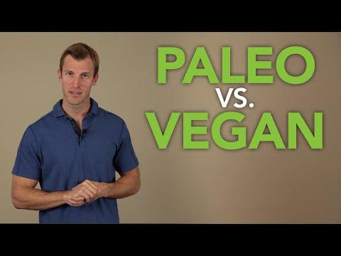 Paleo vs. Vegan Diet
