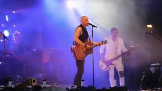 Juha Tapio- Ohikiitävää, SuomiPop festivaali, JKL 16.7.2016