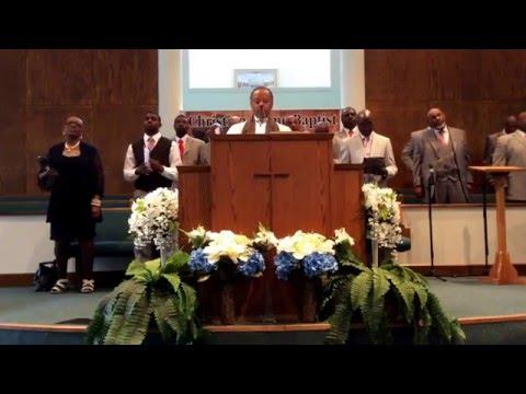 "Pastor Waller - ""He'll Do it Again"", Romans 8:9-11 - Resurrection Sunday, March 27, 2016"
