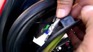 how to replace rear brake light   mercedes benz e220
