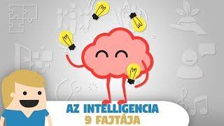 Az Intelligencia 9 fajtája! - Neked melyik a domin...