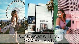Come Away With Me | Coachella & LA | Sarah Ashcroft