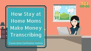Are you looking for a flexible and lucrative way of making money from home? look no further. introducing transcription. learn how stay at home mom can kick...