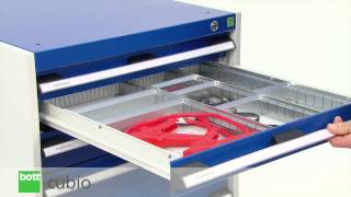 Bott Cubio - Drawer Cabinets - Jec Industrial Equipment