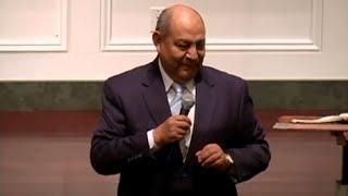 Pastor Alejandro Bullón - Un milagro en tu vida